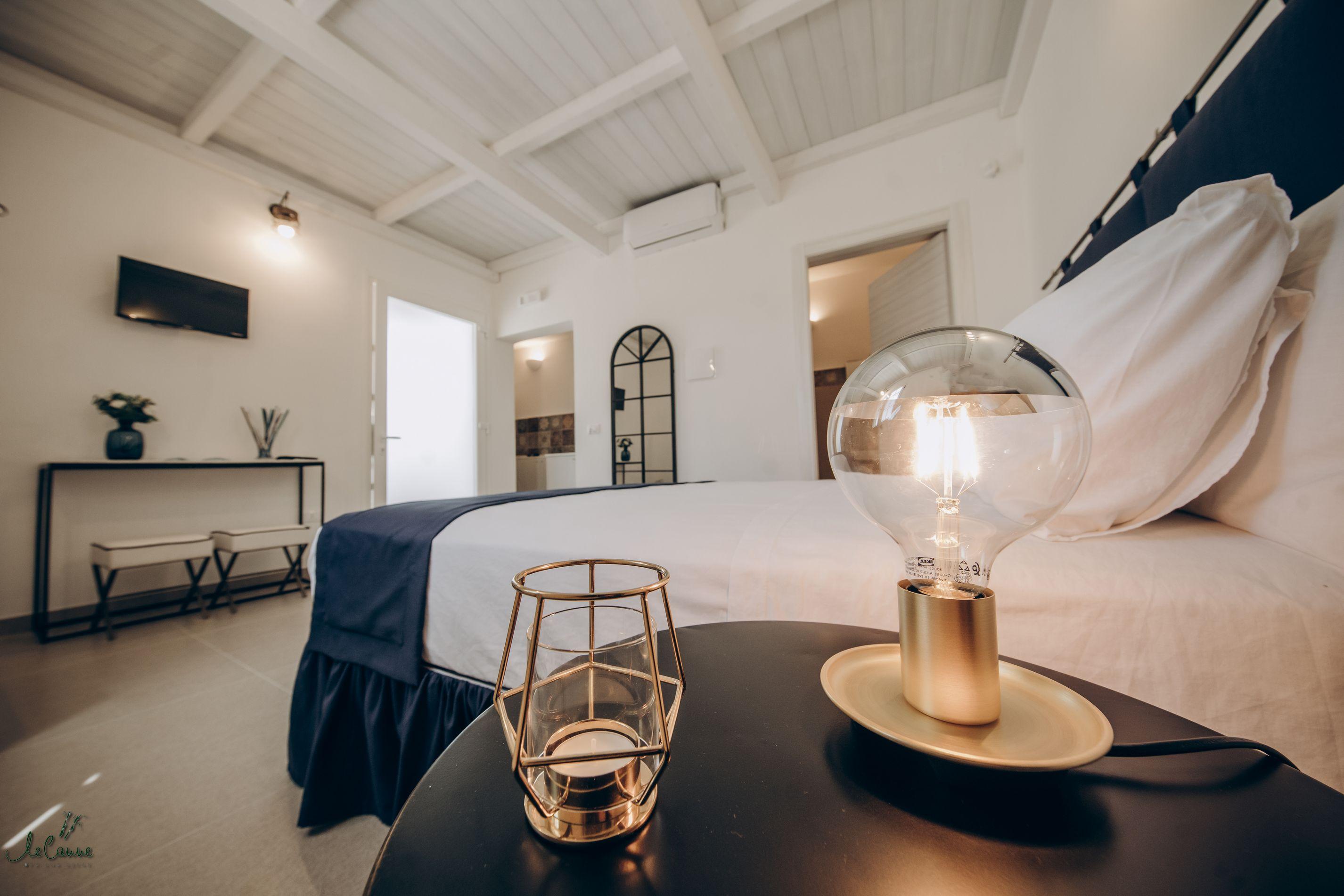 Casa Vacanza Vicino al Mare Marina di Pulsano Le Canne Bed and Relax27